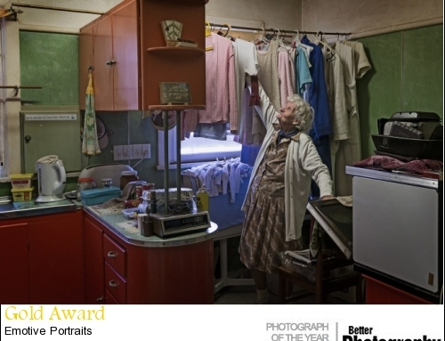 Moran Photographic Prize, Macquarie Prize & Photograph of the Year 2014!